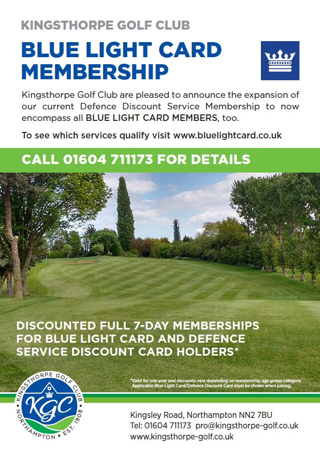 Blue Light Card Membership