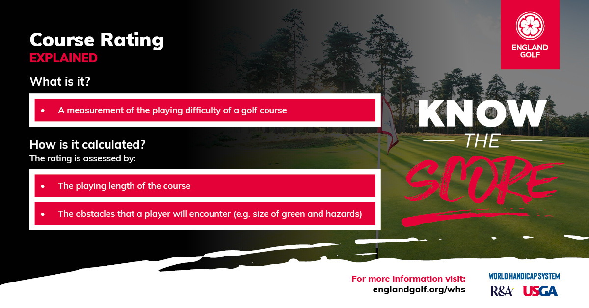 Course Rating