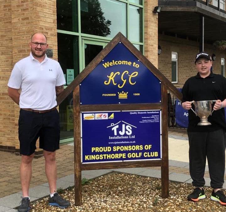 Kingsthorpe Golf Club Championships 2020